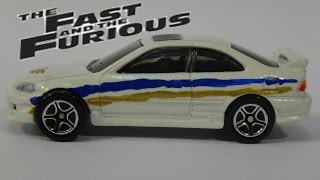 Nonton The Fast and the Furious White Civic Film Subtitle Indonesia Streaming Movie Download