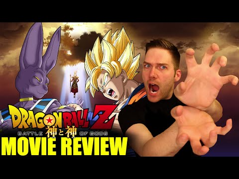 Dragon Ball Z: Battle of Gods – Movie Review