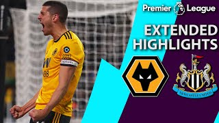 Video Wolves v. Newcastle | PREMIER LEAGUE EXTENDED HIGHLIGHTS | 2/11/19 | NBC Sports MP3, 3GP, MP4, WEBM, AVI, FLV April 2019