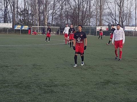ASE Chastre Vs FC Kosova Schaerbeek A