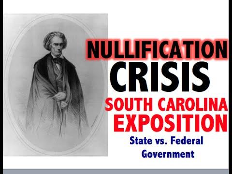 andrew jackson nullification crisis essay