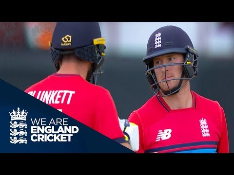 South Africa Level T20 Series With Dramatic Three-Run Win - England v South Africa T20I 2017