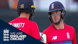South Africa Level T20 Series With Dramatic Three-Run Win - England v South Africa