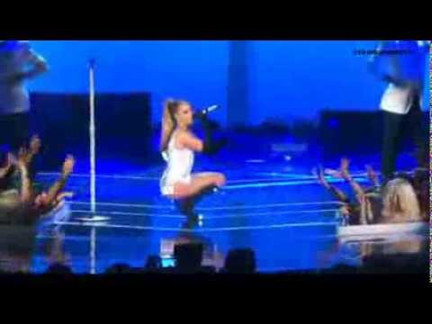 Jennifer Lopez performs BOOTY Live at The Fashion Rocks 2014