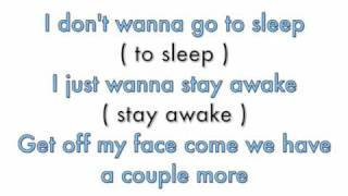 Video N-Dubz - I Don't Wanna Go To Sleep - Lyrics x MP3, 3GP, MP4, WEBM, AVI, FLV Mei 2018