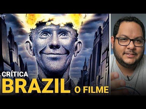 Vamos falar sobre BRAZIL - O FILME? | 1985 | Crítica
