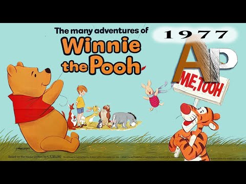 The Many Adventures of Winnie the Pooh (1977)-Animation Pilgrimage