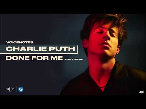 Video Charlie Puth - Done For Me (feat. Kehlani) download in MP3, 3GP, MP4, WEBM, AVI, FLV January 2017