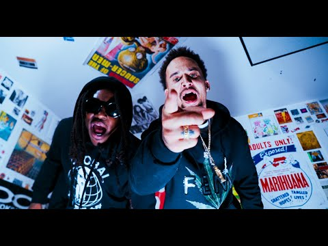 "YHG Pnut - ""Play Dead"" ft. Rob Vicious (Official Video) 