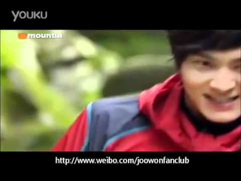 Joo Won MOUNTIA CF (30s) (видео)
