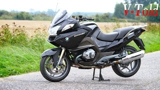 5. BMW R 1200 RT ride, design & exhaust sound
