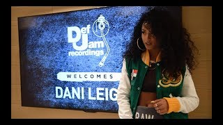 DaniLeigh Signing Day