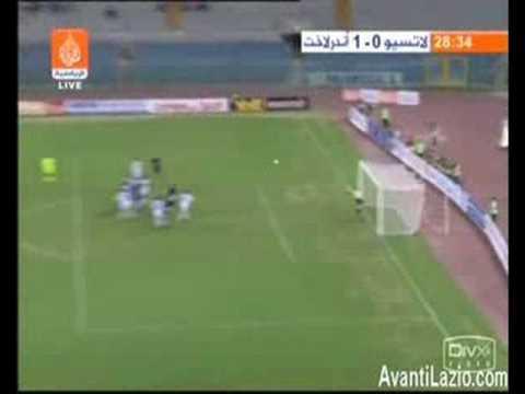 Cristian Ledesma en el Lazio