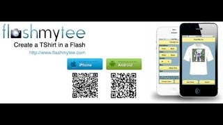FlashMyTee YouTube video