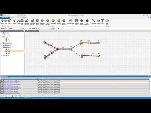 PIPESIM Network Modeling How-To