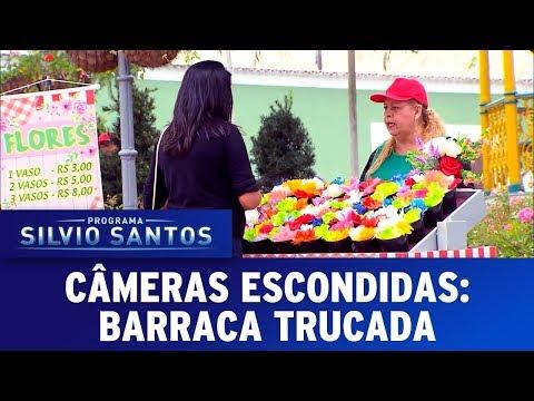 Barraca Trucada  Câmeras Escondidas (10/12/17)