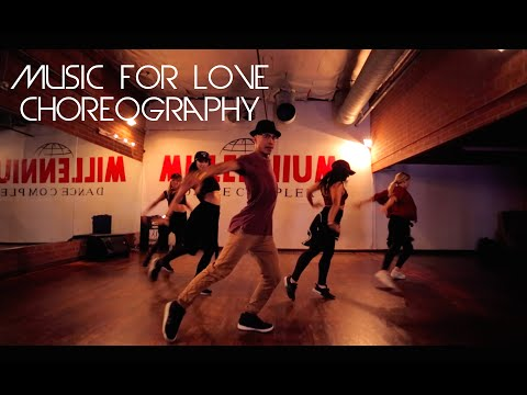 Music For Love - Mario | Max Pham Nguyen Choreography