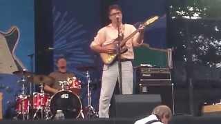 Simon Tucker Band - Summer's End Blues - Live @ 2014 Portland Blues Festival