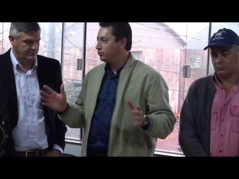 PREFEITO MAGRELO E SENADOR SERGIO SOUZA EM LIDIANOPOLIS PR