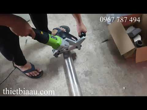 hướng dẫn sử dụng máy đánh ống lh 0967 787 494 Á Âu
