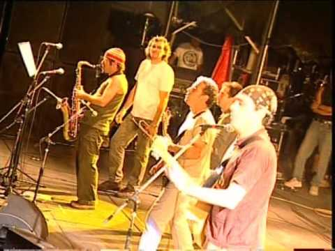 La Mississippi video La misma moneda - San Pedro Rock II / Argentina 2004
