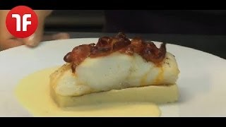Recette Entre Terre Et Mer : Cabillaud Rôti Et Chorizo