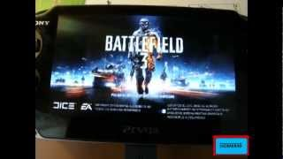 Battlefield 3 en PS Vita (Only CFW PS3) - Uso a distancia (remote play PS3)