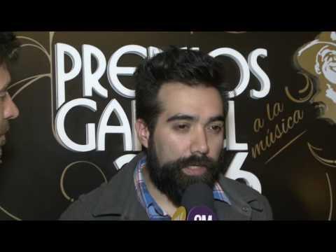 Eruca Sativa video Nominaciones Premios Gardel - Mayo 2016