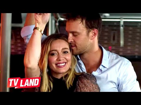 The 'Bad Pancake' Rebound Theory | Behind the Scenes Younger (Season 3 Ep. 5) | TV Land