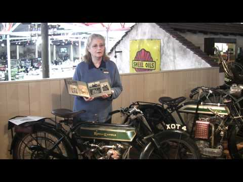 1914 Royal Enfield Motorcycle