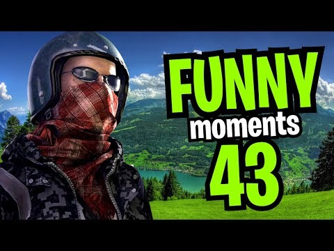 PUBG Redzone | Funny And Epic Moments #43