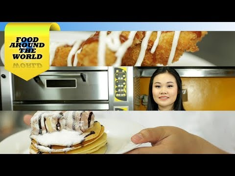 FOOD AROUND THE WORLD – France (with Clarissa Nathania)