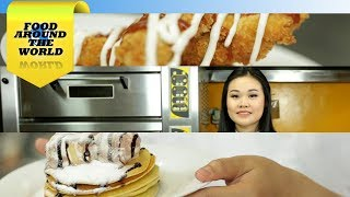 FOOD AROUND THE WORLD - France (with Clarissa Nathania)