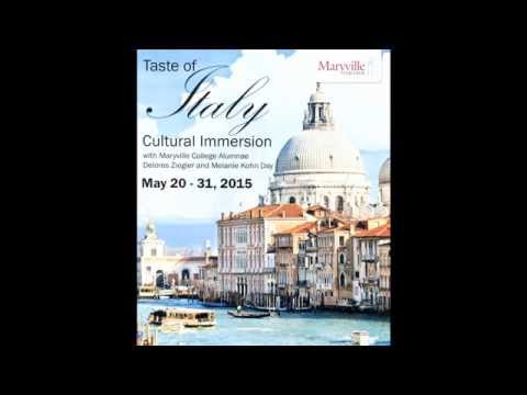 Taste of Italy Cultural Immersion