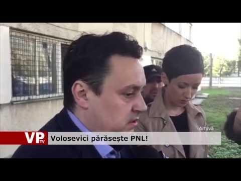 Volosevici părăsește PNL!