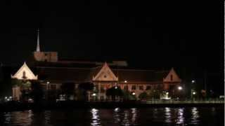 Bangkok Attractions - Chao Phraya River