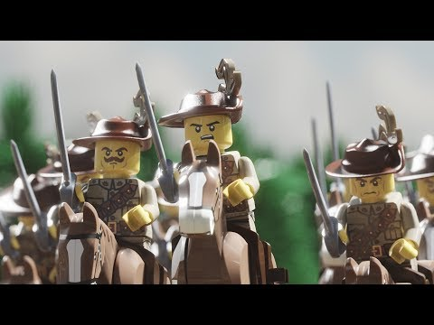 WWI In LEGO