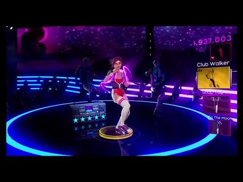 Dance Central 2 DJ Got Us Fallin In Love (Usher Ft. Pitbull) Hard 100%HD ☆☆☆☆☆