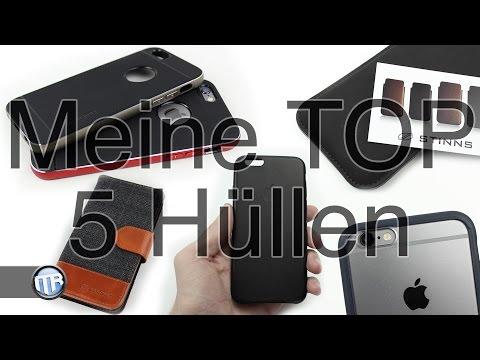 MEINE TOP 5 iPhone 6 Hüllen - Und eure Empfehlungen?