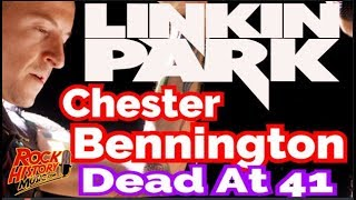 Linkin Park Singer Chester Bennington Dead, Commits Suicide by Hanging July 20, 2017 - I was just talking to one of our viewers ...