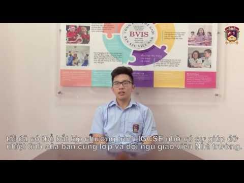 BVIS Students' Feedback about IGCSE (Part 2/2)