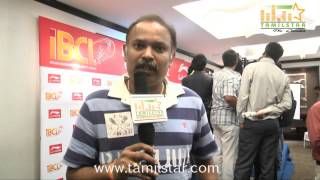 Venkat Prabhu Speaks at Indian Badminton Celebrity Laegue Press Meet