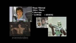 Video Antes e Depois: Jaspion, Changeman, Jiraya, Flashman, Cybercops, Kamen Rider, Winspector e Cia MP3, 3GP, MP4, WEBM, AVI, FLV Oktober 2018