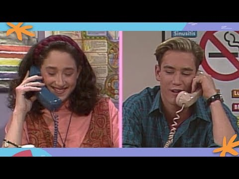 The Time Zack Morris Made A Girl In A Wheelchair Feel Terrible