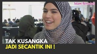 Download Video MasyaAllah 💥 Reaksi Bule-bule Non Muslim Saat Pertama Kali Mengenakan Hijab MP3 3GP MP4