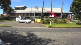 Mylestom Australia  city images : Mylestom - A reasonable surf beach, okay caravan park, and good fishing in the river
