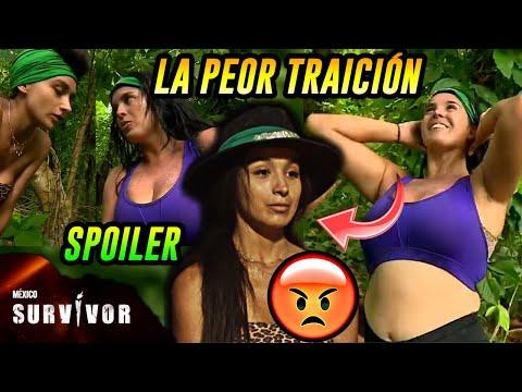 Tremendo Spoiler: viene la peor traición que se ha visto | Survivor México