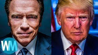 Video Top 10 Celebrity Trump Haters MP3, 3GP, MP4, WEBM, AVI, FLV Oktober 2018