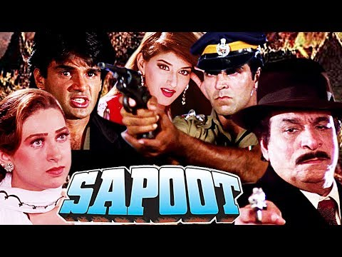 Sapoot Full Movie In Hd | Akshay Kumar Hindi Action Movie | Sunil Shetty | Bollywood Action Movie