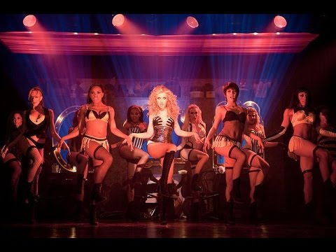 Christina Aguilera - Express (Burlesque) (видео)